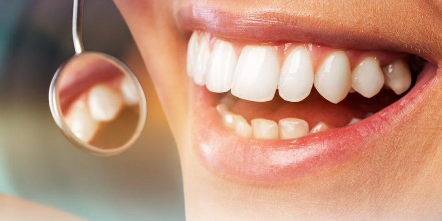 person smiling | periodontics